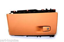 BMW X6M F16 scomparto interno auto vano portaoggetti DASHBOARD Cognac plastica