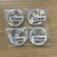 4-Pack USB OEM Charger Lightning Cables For Apple iPhone 5 6 7 8 X XS XR Plus 11