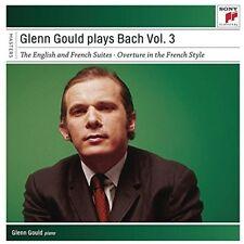 J.S. Bach / Glenn Go - Glenn Gould Plays Bach 3 [New CD]