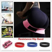 Circle Glute Resistance Band Hip Rotation Strength Premium Elastic Gym Fitness