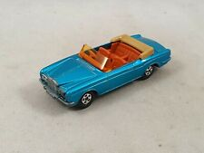 Matchbox Superfast Rolls Royce Silver Shadow Coupe Nr. 69