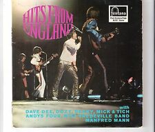 DAVE DEE, DOZY, BEAKY, MICK & TICH - Hits from England