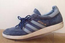 Adidas Handball Spezial Mens Size 14 Shoes Sneakers Suede Blue RARE
