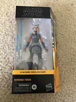 Star Wars The Black Series Ahsoka Tano 6-Inch Figure Walmart Exclusive PREORDER