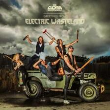 The Gloria Story-Greetings from Electric Wasteland-CD NUOVO