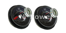 MACKAY RUBBER FRONT STRUT MOUNT X2 FOR Daewoo Lacetti, Holden Viva