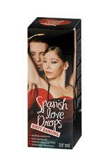 Dirty Dancing Spanish Love Drops 30ml FEMMINA Libido Enhancer integratore liquido