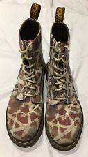 Dr Martens Size 6 Beckett Anarchy Air Wair With Bouncing Soles