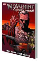 WOLVERINE: OLD MAN LOGAN TPB Steve McNiven Cover Mark Millar Marvel Comics TP