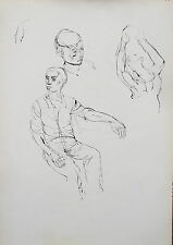 John Heliker Studies (VI)