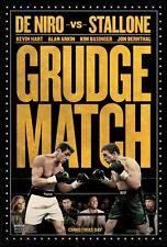 Grudge Match - original DS movie poster - 27x40 D/S - 2014 Deniro , Stallone
