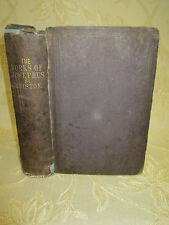 Antique Collectable Book The Works Of Flavius Josephus, By William Whiston -1857
