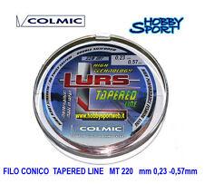 Filo COLMIC 0.81-85 LBS SEAGUAR PREMIER WIND-ON