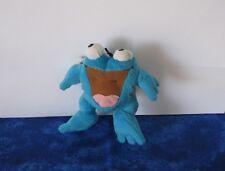 McDonalds Neopets Blue Quiggle Plush 2004