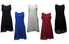 Plus Size Lace Dresses for Women