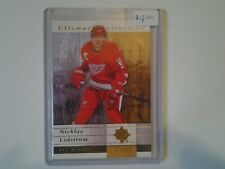 11-12 ULTIMATE COLLECTION #22 NICKLAS LIDSTROM DETROIT RED WINGS 121/399