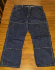 DICKIES Relaxed Fit blue jeans 42 x 30 W316522