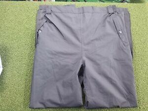 """Puma Sensordry Women's Golf + Size 8 / 31"""" + POLY + Black + Pants + gw00602"""
