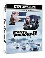 Fast & Furious 8 (4K+Br) - BluRay DL006962