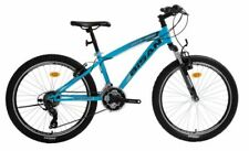 24 Zoll Kinder Jugend Mädchen MTB Fahrrad Kinderfahrrad Mountainbike Bike Rad B