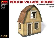 Miniart 1:35 Polish Village House Model Kit