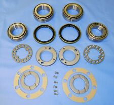 HOLDEN RODEO TF  4WD PAIR OF  FRONT WHEEL BEARING KITS  1988 to 2002