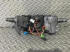 Renault Clio 197 MK3 Steering Squib 8200245495 w/ Indicator & Headlight Stalks