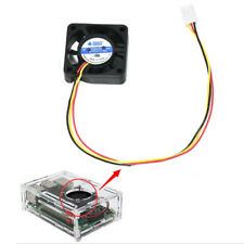 12V 0.2A Cooling Cooler Fan for Raspberry Pi Model B+ / Raspberry Pi 2/3 U9