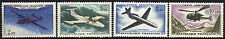 Francia ( France ) : 1960 Airmail ( complete set ) MHN Luxe