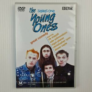The Young Ones - Series / Season 1 One First DVD - Region 4 - TRACKED POST