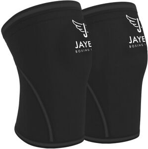 Jayefo Powerlifting Knee Sleeve Powerlifting CrossFit Compression Gym Training