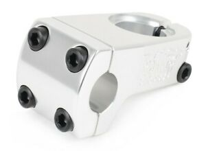 RANT TRILL FRONT LOAD BMX STEM SHADOW SUBROSA GT CULT SE KINK HARO SILVER NEW