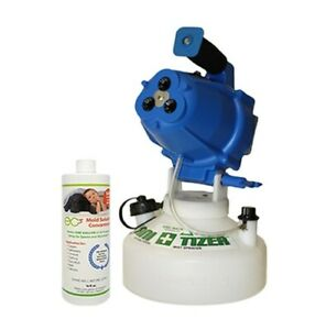 Micro Balance EC3 SANITIZER Fogger and Mold Solution Concentrate Kit