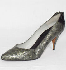 VTG Martinez Valero Snake Skin/Print Womens Shoes Sz. 7 M