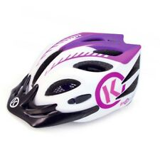 BYK Kids Bike Bicycle Helmet PURPLE Sized 52 - 57cm