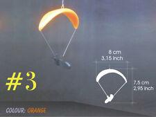 Paragliding miniglider souvenir orange