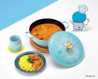 LE CREUSET Doraemon Marmit pot 22cm BM Gold knob Purist Bull Limited Japan NEW
