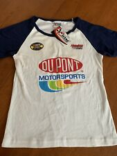 NWT Chase Authentics Womens Nascar #24 T-shirt Sz L