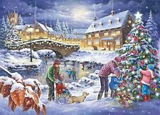 House of Puzzles 1000 piece jigsaw puzzle - Twinkling Lights - New & Sealed