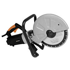Electric Disc Cutter 1800W 12in Blade Circular Saw Power Tool Concrete Stone New