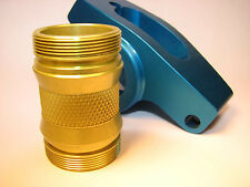 Flourescent Yellow Anodizing Dye - 4 oz