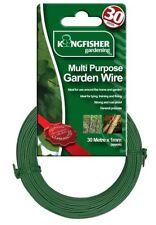 Kingfisher Garden Galvanised wire 20mx1.2m Multi Purpose Training Plant Wire UK