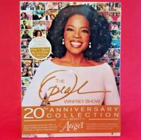The Oprah Winfrey Show - 20th Anniversary Collection (DVD, 2005, 6-Disc Set) NEW