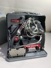 Vintage Avigon 8mm Film Vue-Editor - EX with Original Box - Works