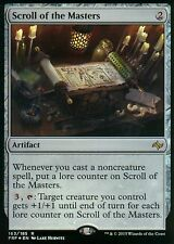 Scroll of the Masters foil | nm | Fate Reforged | Magic mtg