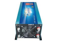 24000W/6000W LF Split Phase 24V DC/110V,220V AC 60Hz Power Inverter 110V Charger