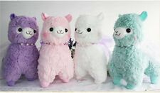 45cm Plush Amuse Alpacasso Alpaca Arpakasso Llama Soft Pillow Doll Toy Kids Gift