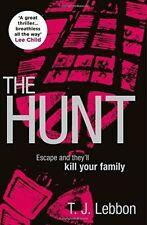 The Hunt, Lebbon, T.J., New Book