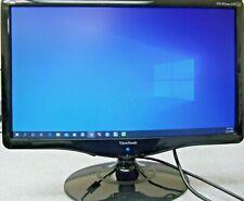 "ViewSonic VA1931WA 19"" LED LCD Widescreen Monitor w/Power Cord"