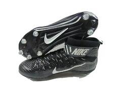 Nike Lunar Beast Elite Mens Football Cleats Size 16 Black/White